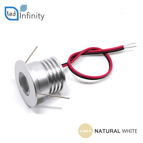 Puntoluce incasso led 4w