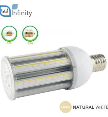 lampada industriale led 36w luce naturale attacco grande e40