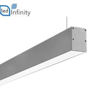 Sospensione lineare 150cm 60w